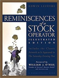 Reminiscences of a Stock Operator by Edwin Lefèvr